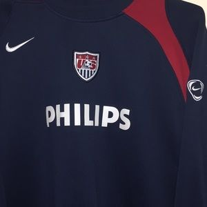 Nike Shirts - 🔥Vintage USA Soccer Team Nike Sweatshirt 423674307